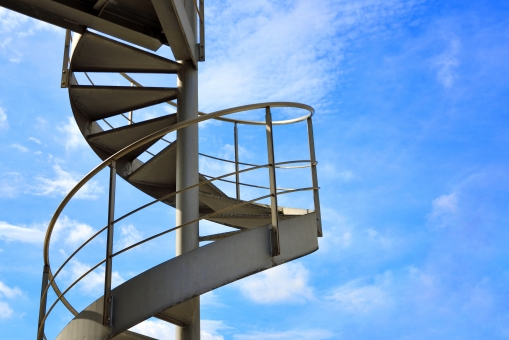 Life is like a Spiral Staircase
