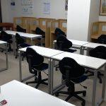 メイン教室【机の配置変更致します】